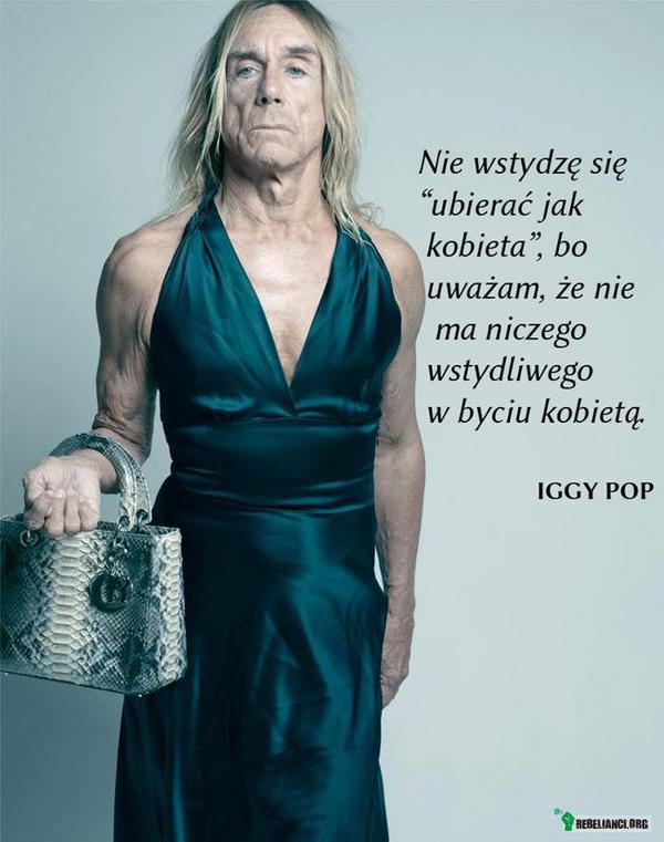 Iggy my hero! –