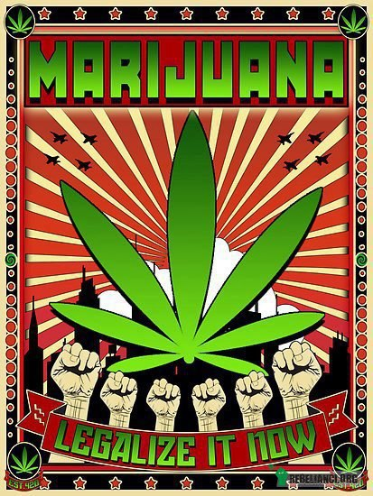Legalize it now! –
