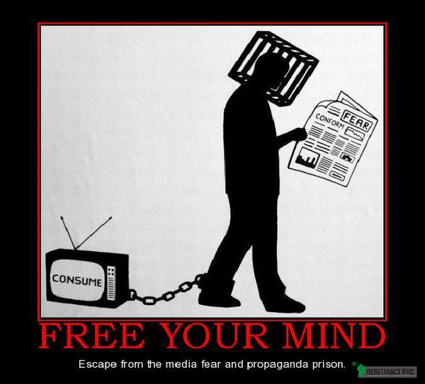 FREE YOUR MIND –