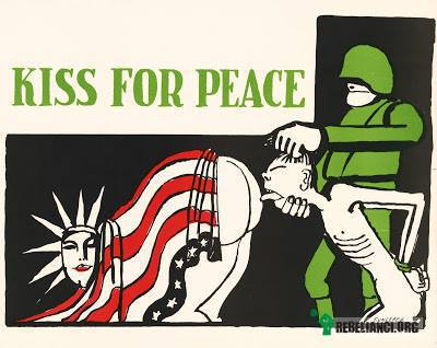 Kiss for Peace –