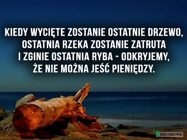 Do tego to dąży –