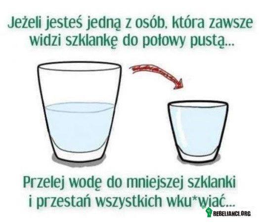 Szklanka :) –